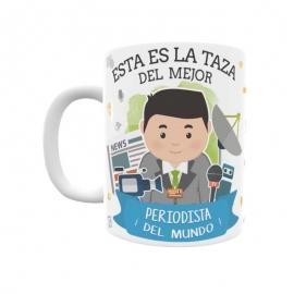 Taza - Periodista