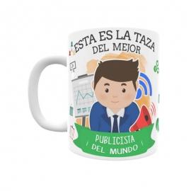 Taza - Publicista