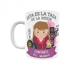 Taza - Cantante