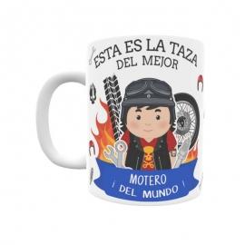 Taza - Motero