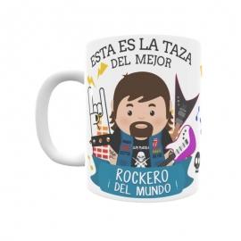 Taza - Rockero
