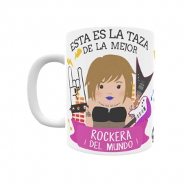 Taza - Rockera