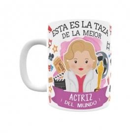 Taza - Actriz