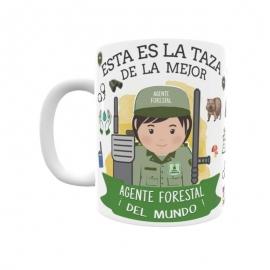 Taza - Agente Forestal