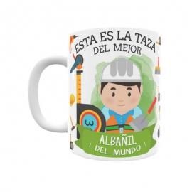 Taza - Albañil