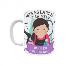 Taza - Barbero