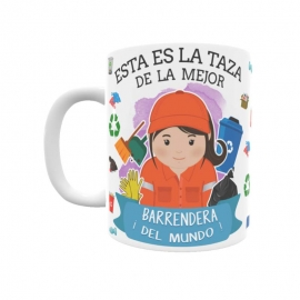 Taza - Barrendera