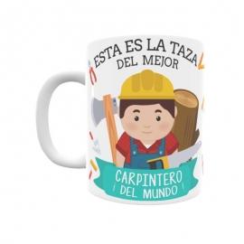 Taza - Carpintero