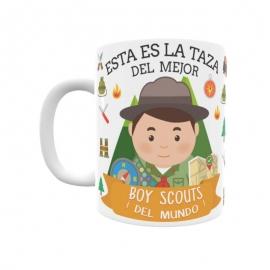 Taza - Boy Scout