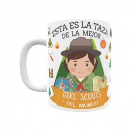 Taza - Girl Scouts