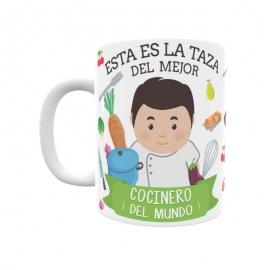 Taza - Cocinero
