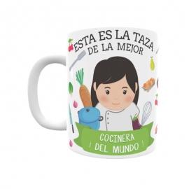Taza - Cocinera