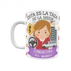 Taza - Conductora
