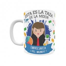 Taza - Empresaria