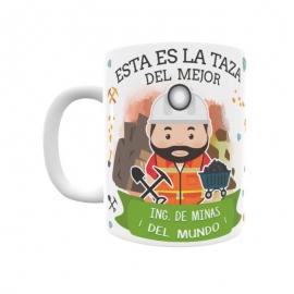 Taza - Ingeniero de Minas