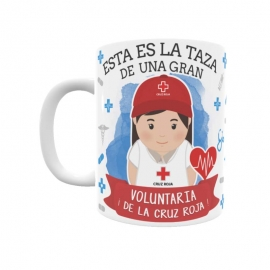 Taza - Voluntaria Cruz Roja