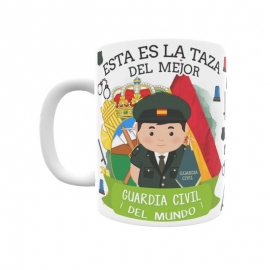 Taza - Guardia Civil