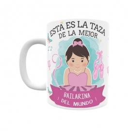Taza - Bailarina