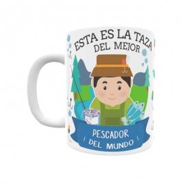 Taza - Pescador