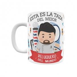 Taza - Peluquero