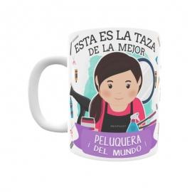 Taza - Peluquera