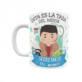 Taza - Secretario