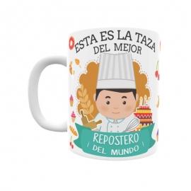 Taza - Repostero