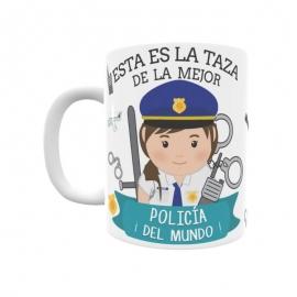 Taza - Policía