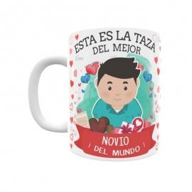 Taza - Novio