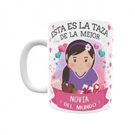 Taza - Novia