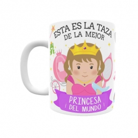 Taza - Princesa