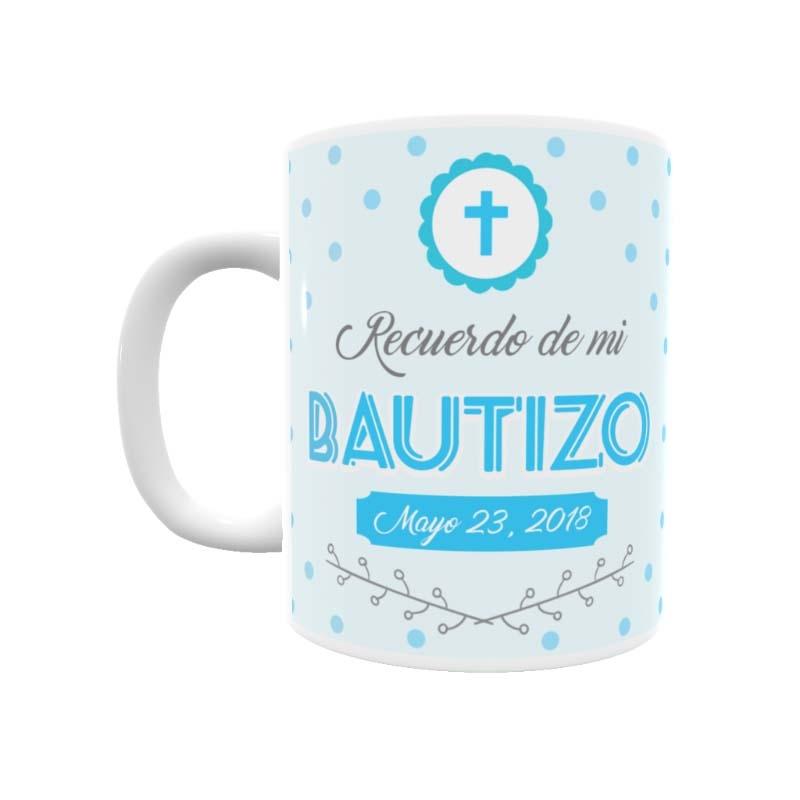 78f6d5888 Taza de Bautizo Niño con el estilo de Toto´s Shop ©.
