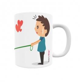 Taza Dúo - Amor