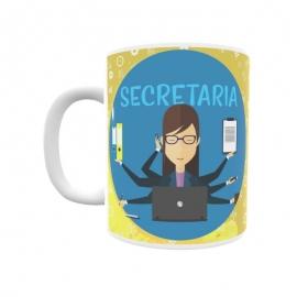 Taza - Día de la Secretaria