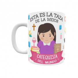 Taza - Catequista