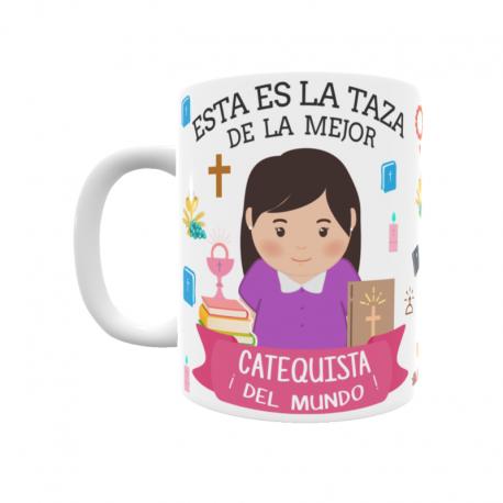 Taza - Catequista
