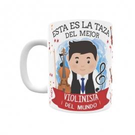 Taza - Violinista