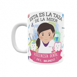 Taza - Higienista Dental