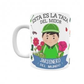 Taza - Jardinero