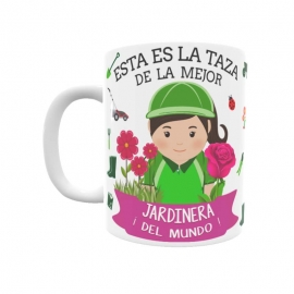 Taza - Jardinera