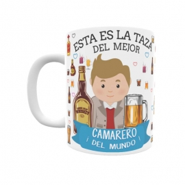 Taza - Camarero
