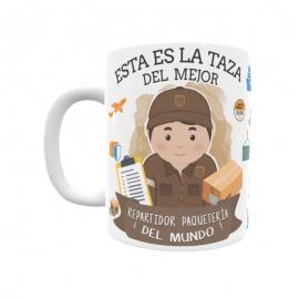 Taza - Repartidor Paquetería