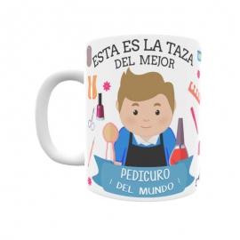 Taza - Pedicuro