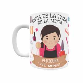 Taza - Pedicura