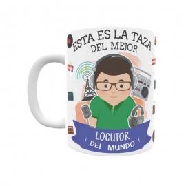 Taza - Locutor