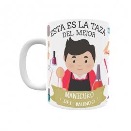 Taza - Manicuro