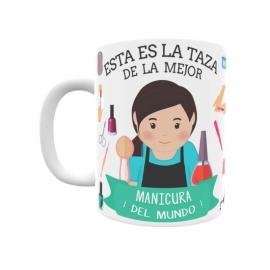 Taza - Manicura