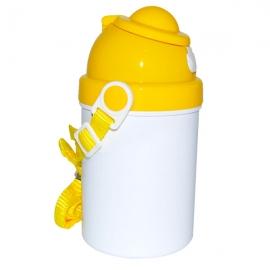 Taza de plástico para niños personalizada con foto, texto, dibujos