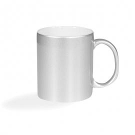 Taza PREMIUM personalizada Color metalizado foto texto logotipo merchandising