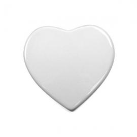 Imán corazón personalizado, foto, comunion, boda, bautizo